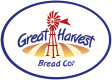 Best Franchise Logo: Great Harvest Bread