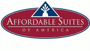 Best Hotel Franchise Logo: Affordable Suites