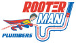 Best Low Cost Franchise Logo: Rooter-Man